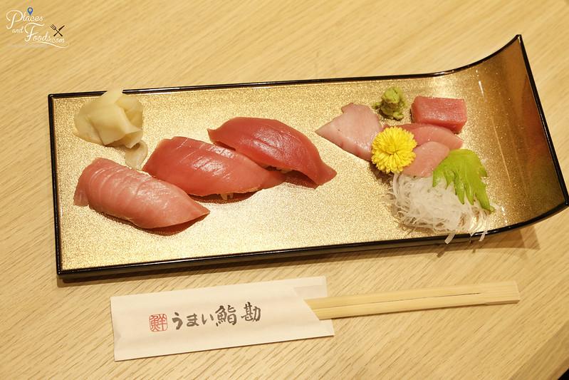 j's gate dining umai sushi kan