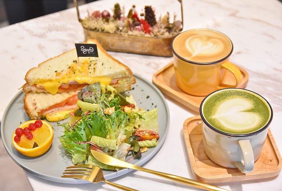 台中咖啡 stay in the cafe  逢甲08
