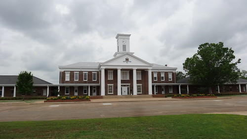 Chapel, Marion Military Institute, Marion, AL2