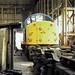 40 073, Crewe Works, 12-08-84