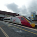 Birmingham International Station - Virgin Trains Pendolino 390 043