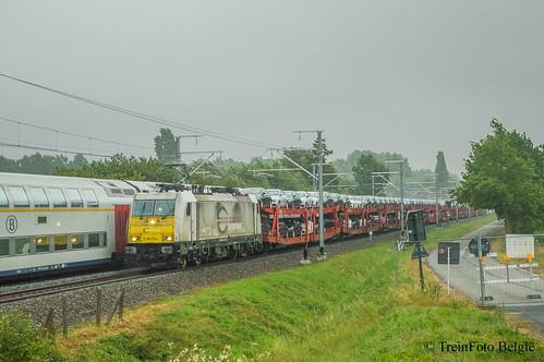 DB-Cargo 186 314-1 Bellem