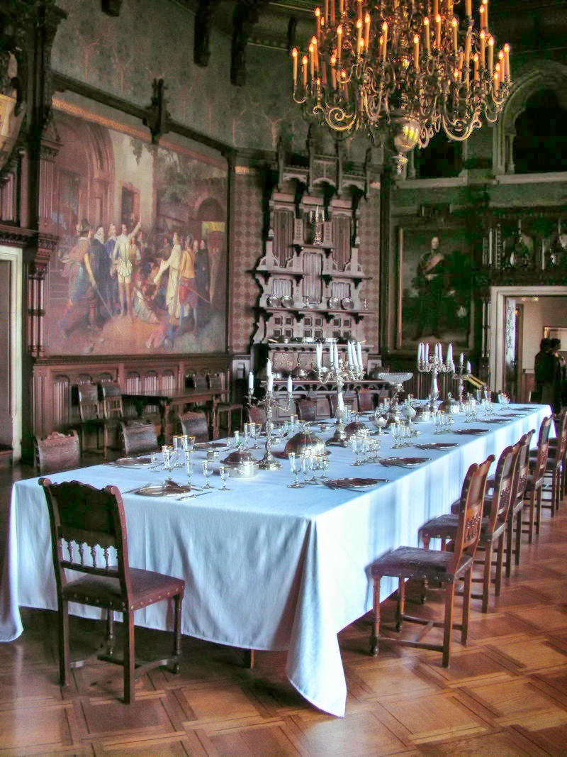 Wernigerode Castle. Credit Romantikgeist