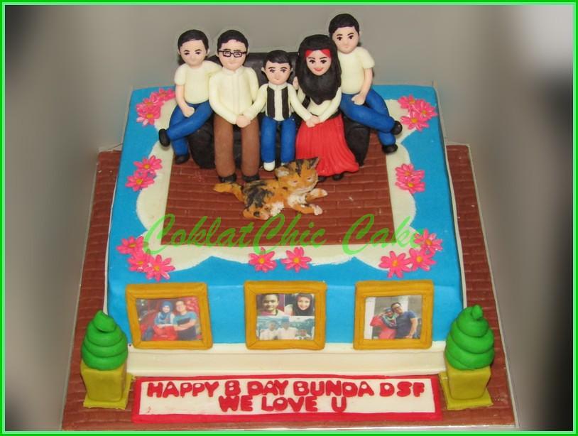 Cake Family BUNDA DSF 20 cm