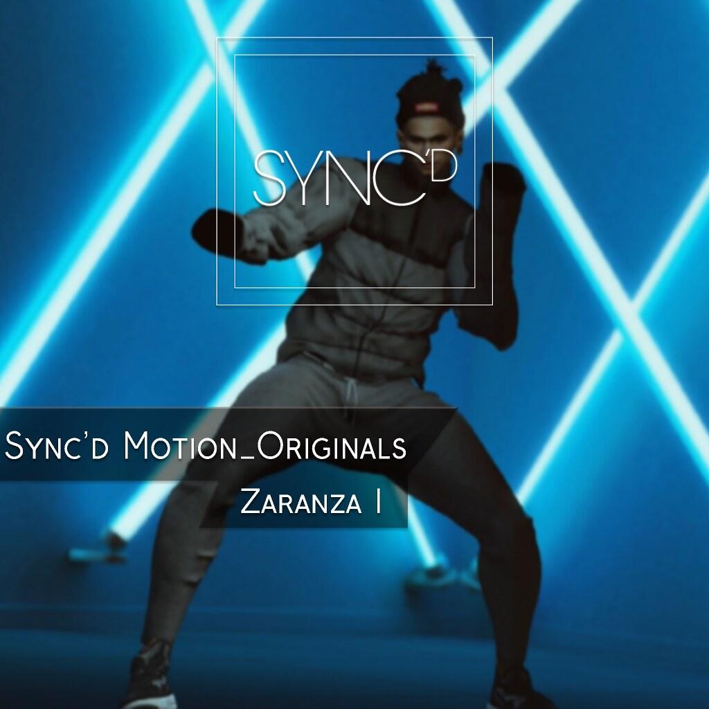 Sync'd Motion__Originals - Zaranza I Pack