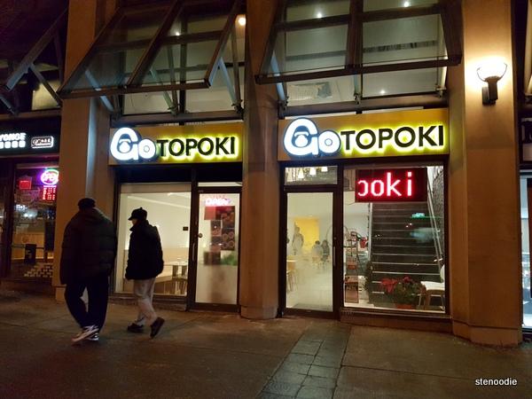 Go Topoki storefront