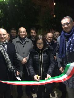 L'inaugurazione delle sede di Forza Italia Turi