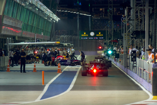 Tips For Enjoying The Singapore Grand Prix