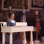 Sense and Sensibility at the Arvada Center - Regina Fernandez (Marianne Dashwood) Matt Gale Photography 2018