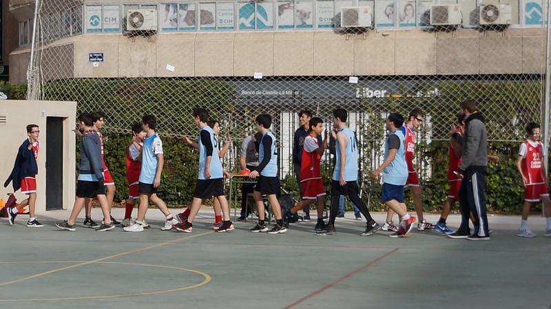 Infantil/Cadete FYG vs Luis Vives