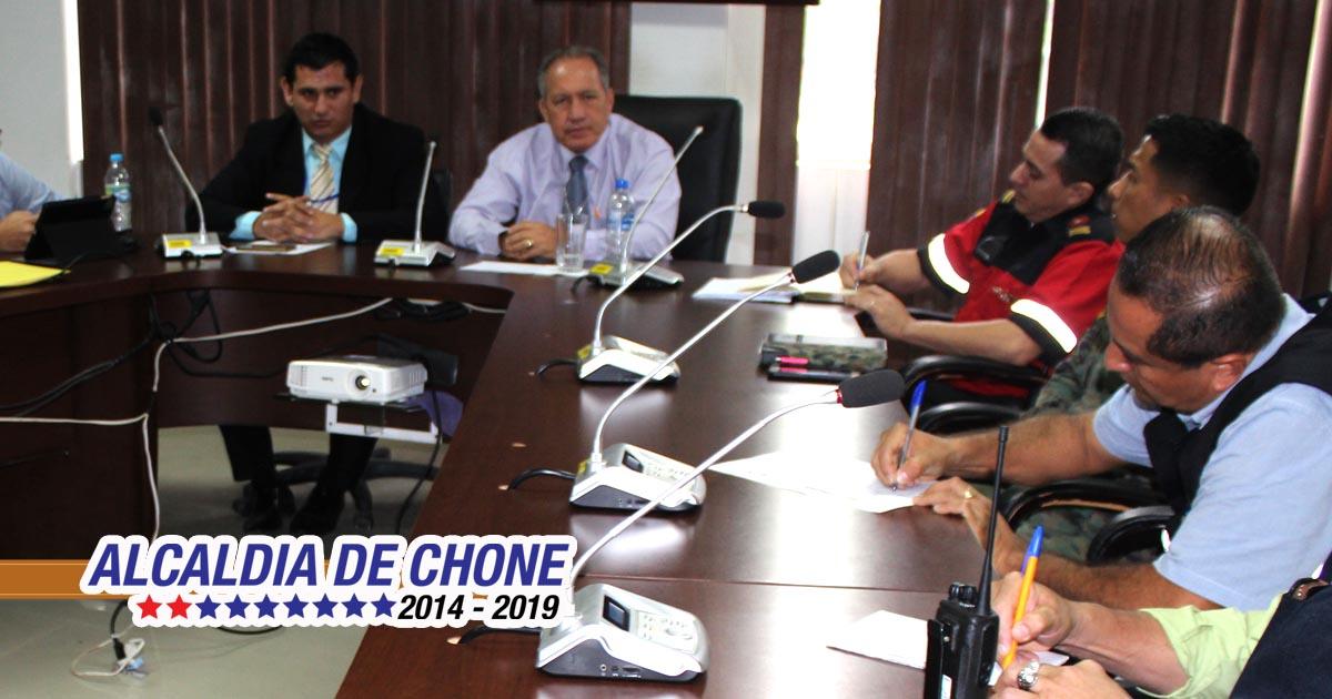 Contingente municipal aportará a la seguridad de jornada electoral