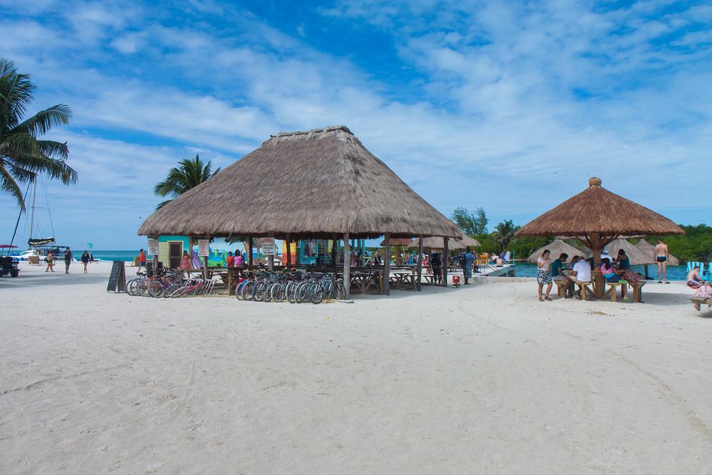 Belize. Caye Caulker