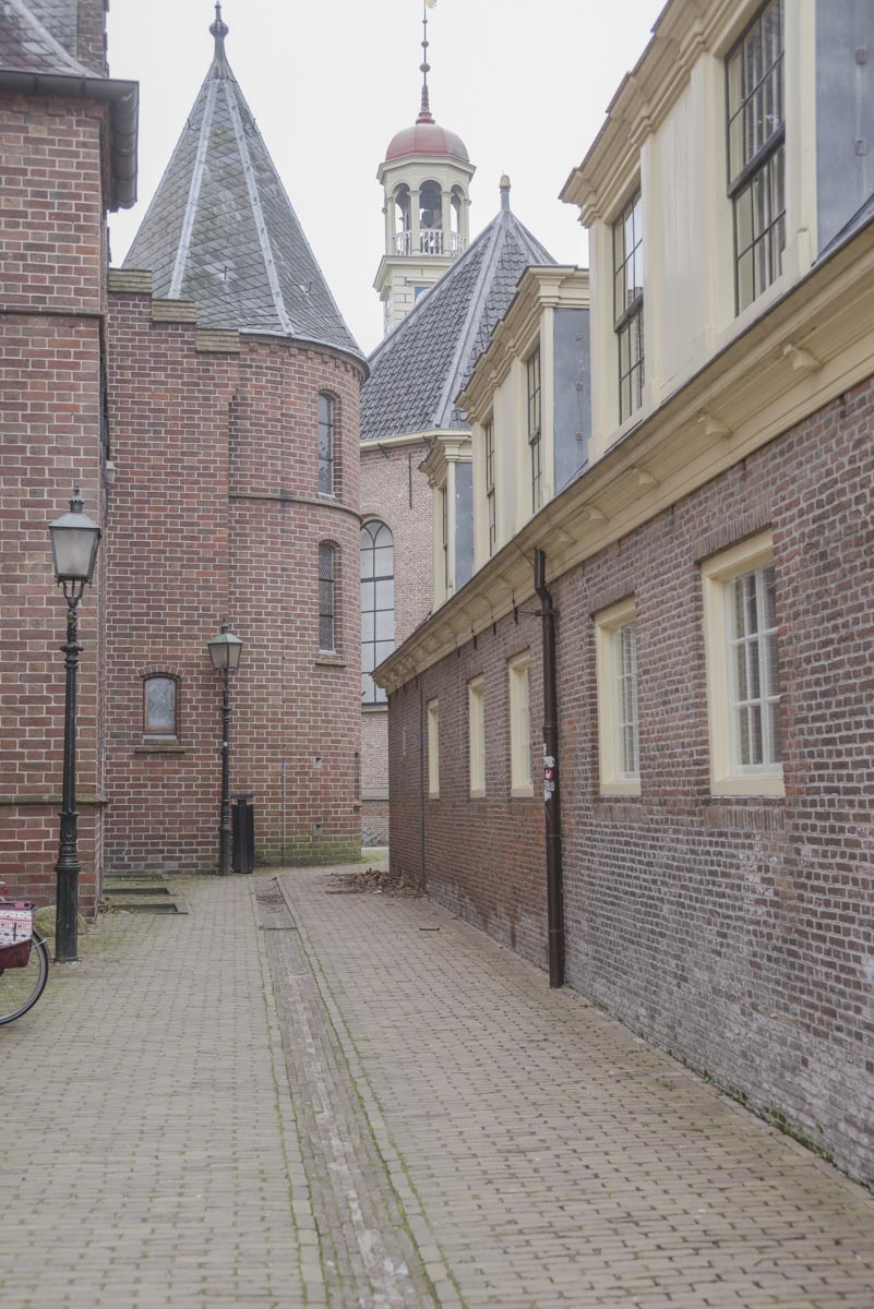 Drents Archief, Ontvangershuis, Drents Museum