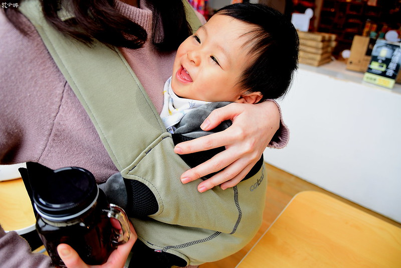 英國Caboo DXgo探索揹巾推薦嬰兒揹巾 (36)