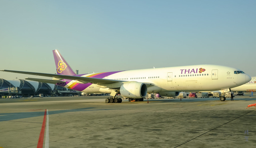 Thai Airways 777-200