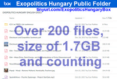 Exopolitics Hungary Public Box Folder