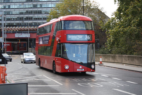 Go-Ahead London LT884 LTZ1884