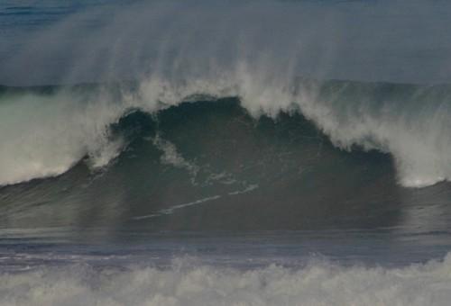 Cuidado con las olas de hoy