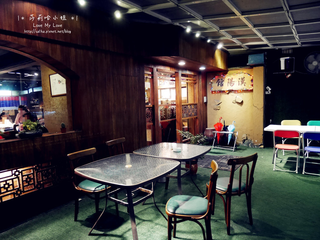 台北松山區捷運小巨蛋站韓國料理餐廳推薦漢陽館 (1)