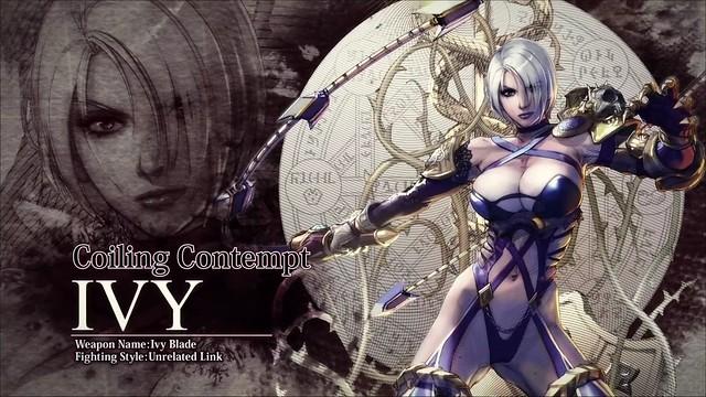 Soul Calibur VI - Ivy