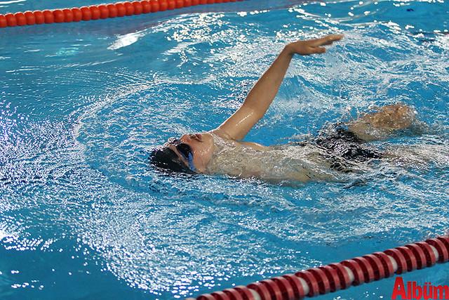 Görme Engelli Sporcular yüzme şampiyonası ve milli takım seçmesi -3