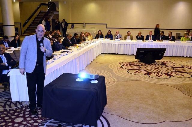 Reunión Comisión Alto Nivel Desarrollo Sostenible