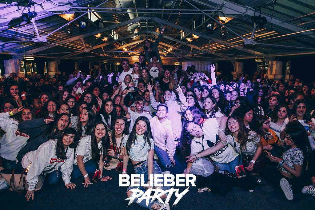 #BelieberParty l Fotos Profissionais l Lisboa l Estúdio Time Out l 03 Mar. 2018