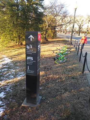 Poorly parked Limebikes