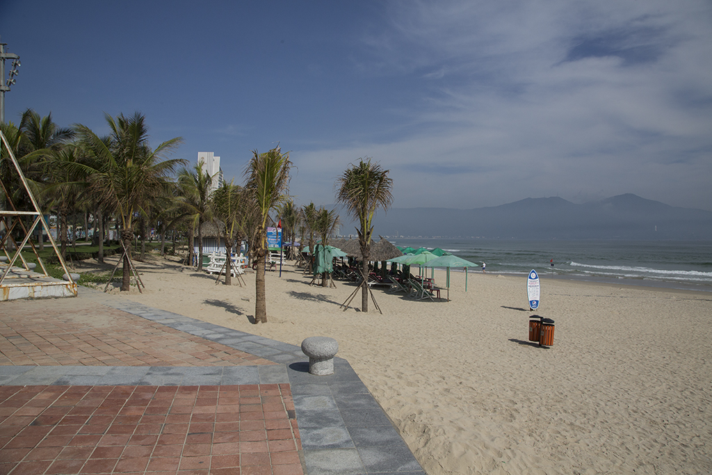 China Beach,Da Nang  Vietnam
