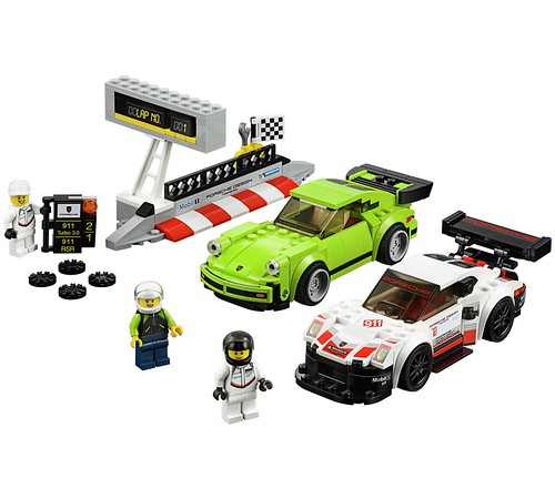 lego speed champions 2018 official set images the brick fan. Black Bedroom Furniture Sets. Home Design Ideas