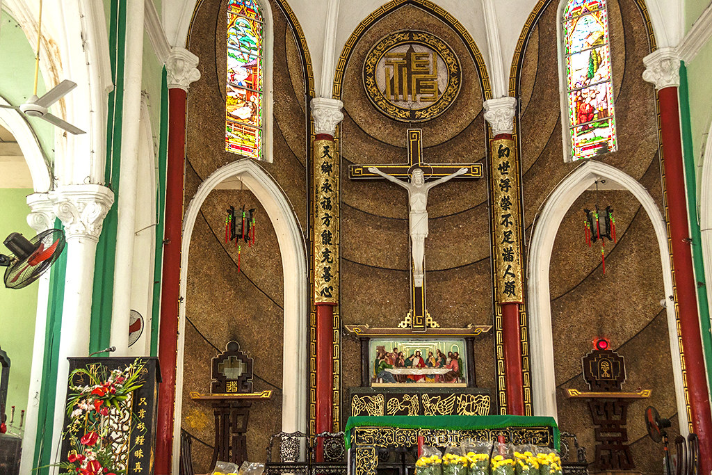 Cha Tam Church--Saigon 3