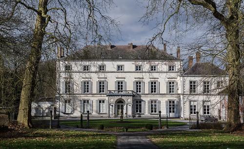 Waremme, kasteel van Sélys-Longchamps