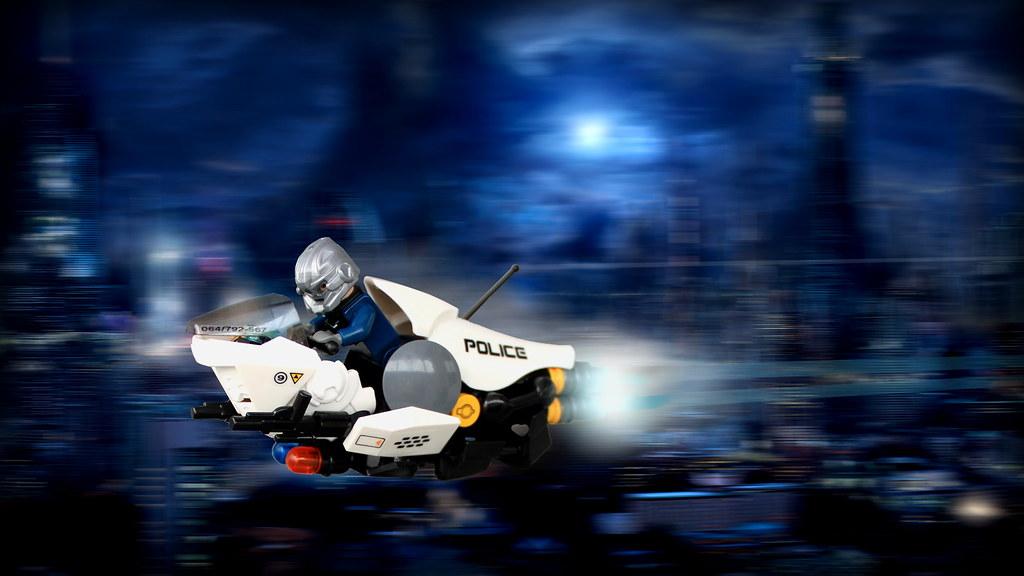 Police L.E.V. 5 (Light Enforcing Vehicle - Pursuit Class)