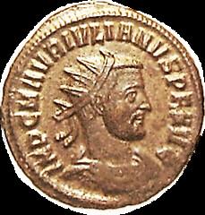 Antoninianus of Usurper Julian of Pannonia