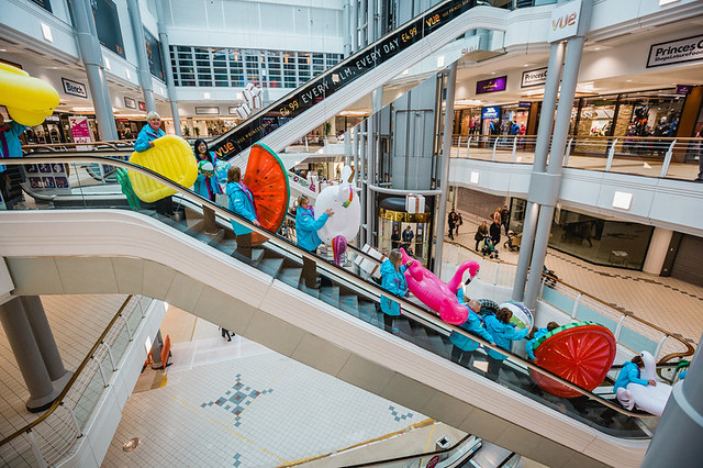 Big Picture: Behind the scenes at Princes Quay