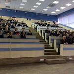Помощник благочинного Новороссийского округа по работе с молодёжью иерей Антоний Новицкий, поздравил ребят с днём памяти святой мученицы Татьяны, а также с Днём студента