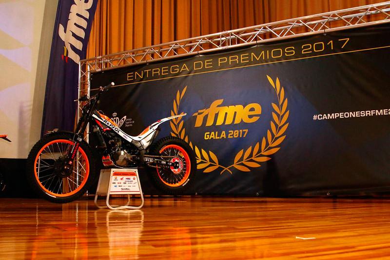 Gala RFME 2017