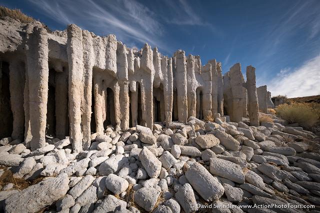 Columns in Nature