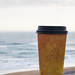 Coffee and a Morning Beach Walk