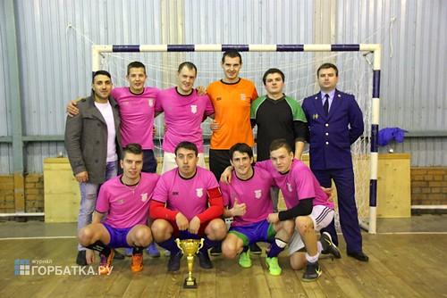 Турнир по мини-футболу на Кубок прокурора Селивановского района