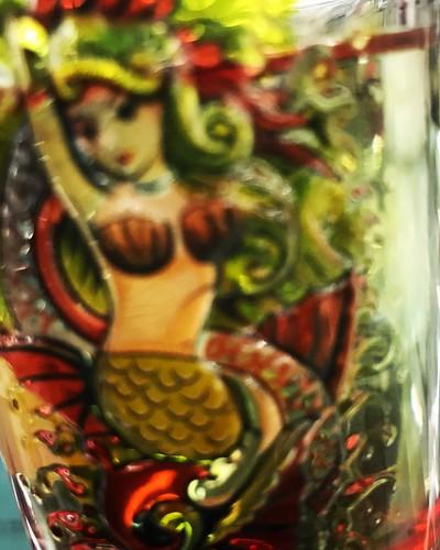 mermaid perfume edhardy fragrance bottle drugstore edhardyvillain