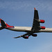 G-VYOU Airbus A.340-642, Virgin Atlantic, Heathrow, London
