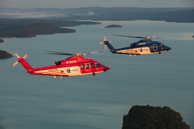 Sikorsky S-76® Helicopter | Lockheed Martin