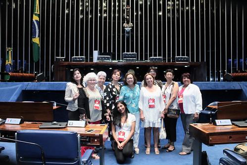 Reunião da CSL-MGI com bancada feminina da Câmara - 28/2/2018