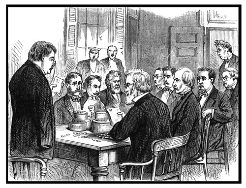 1876 Assay Commision meeting