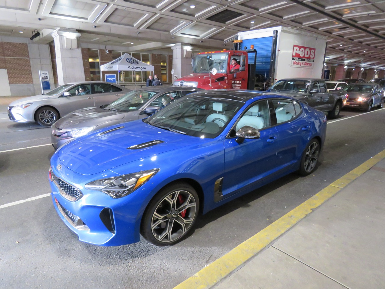 KIA Stinger Test Drive Philly