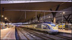 20180121 Eurostar 4031/4032, Rotterdam Centraal (19661)