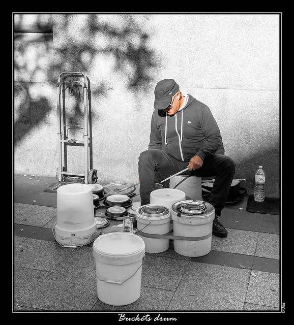 Buckets-drums