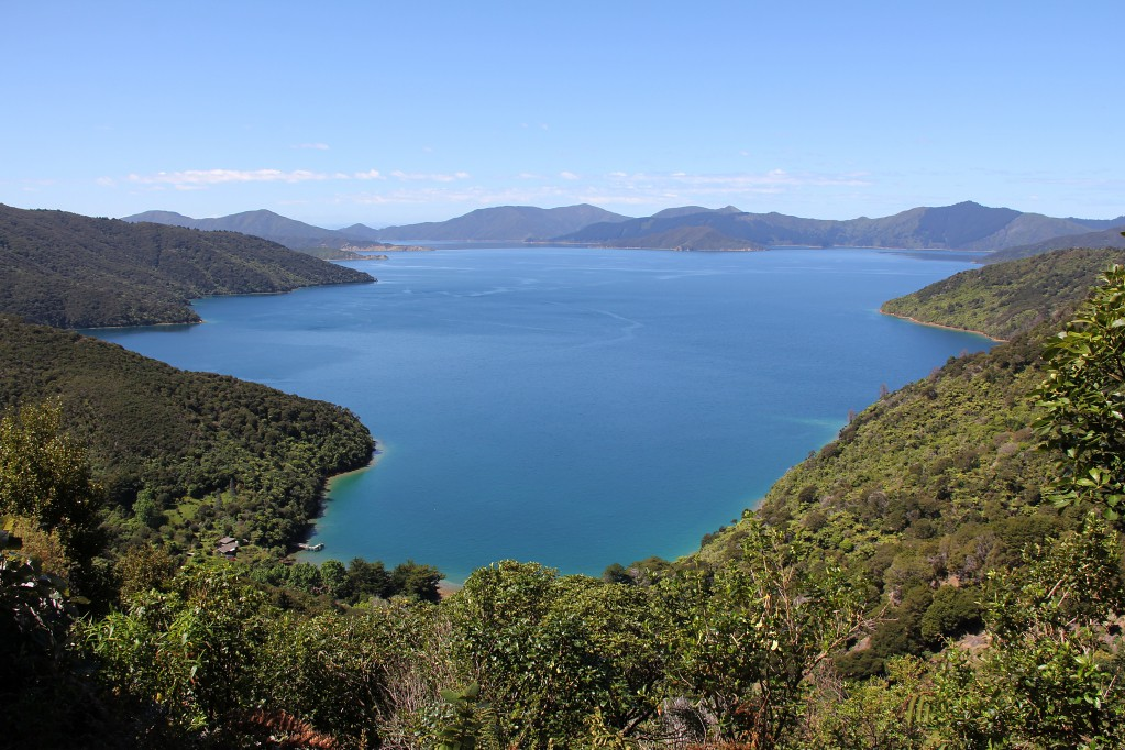 Queen Charlotte Track - Part Two