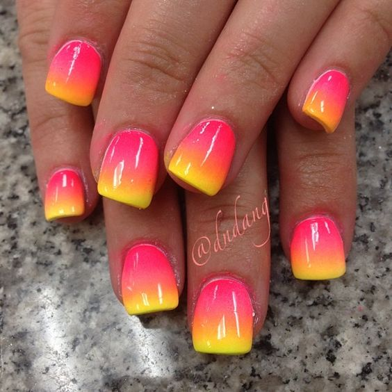 Spring & Summer Nail Colors And Designs For 2018